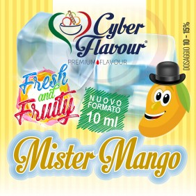 Mr Mango FreshFruity 10 ML