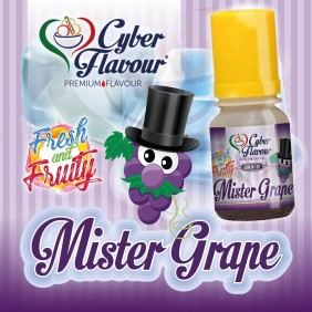 Mr Grape FreshFruity 10 ML