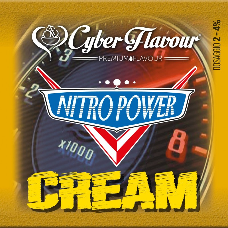 Nitro Power Crema 20 ML