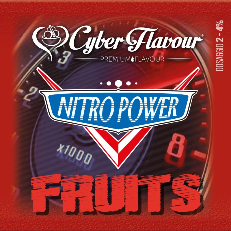 Nitro Power Frutta 20 ML